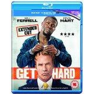 Get Hard [Blu-ray] [2015] [Region Free]